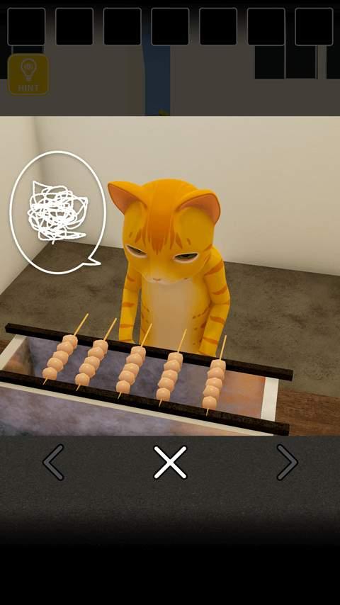 逃脱游戏猫咪大人和出局者截图0