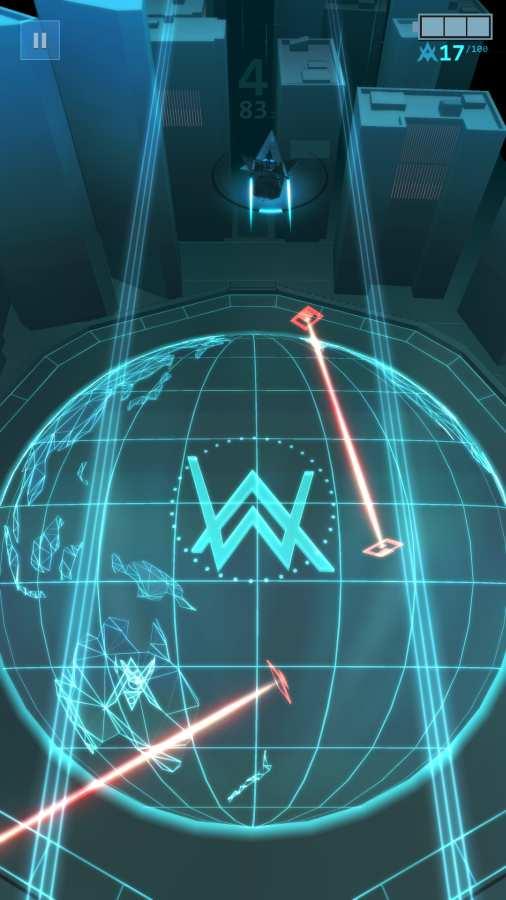艾伦·沃克:航空游戏截图1