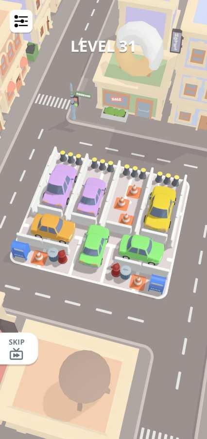 滑动停车截图1