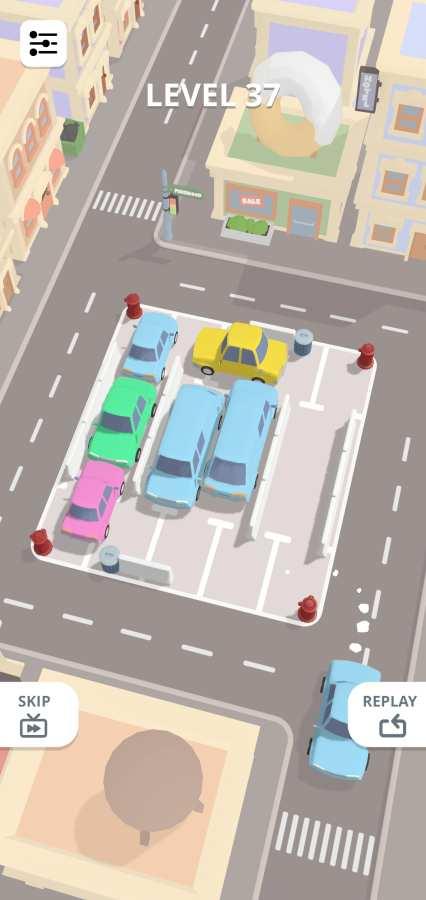滑动停车截图2