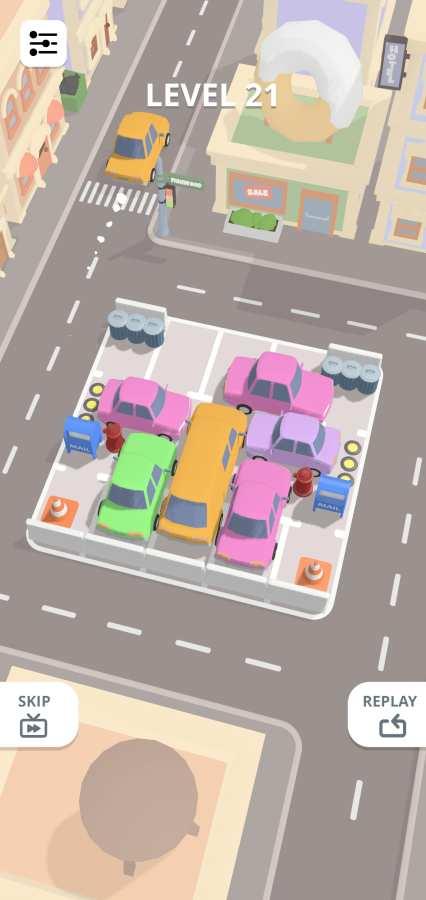 滑动停车截图3