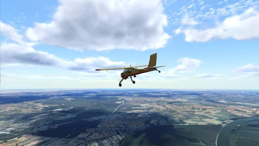 飞机世界:滑翔机模拟器