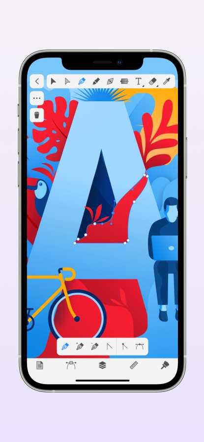 Amadine - Vector Illustration截图0