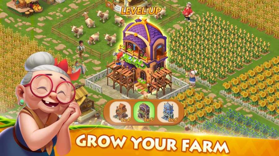 家庭农场冒险截图2