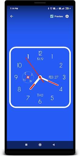 时钟动态壁纸截图3