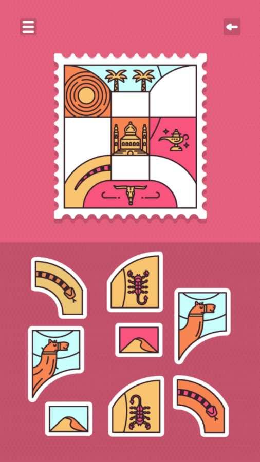 记忆邮票截图2