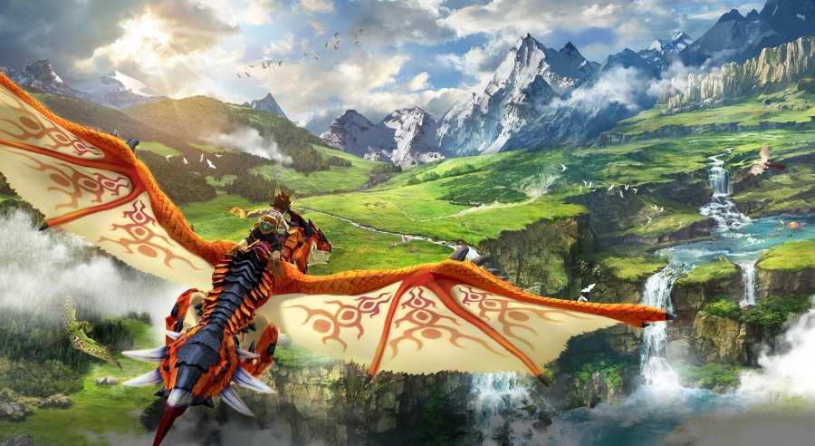 怪物猎人物语2:破灭之翼截图0
