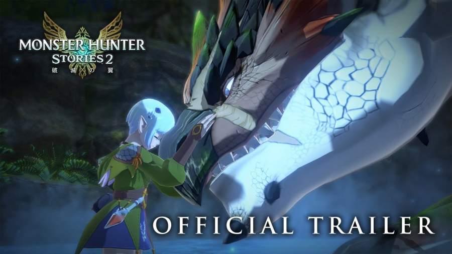 怪物猎人物语2:破灭之翼截图2