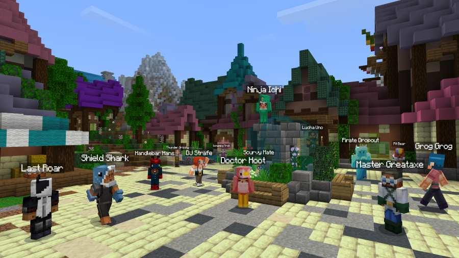 Minecraft我的世界测试版