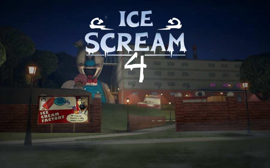 恐怖冰激凌4:罗德的工厂截图0