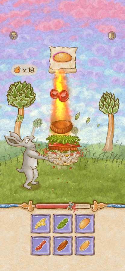 兔子和汉堡截图1
