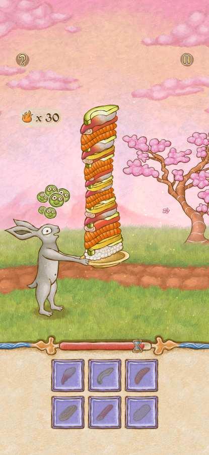 兔子和汉堡截图3