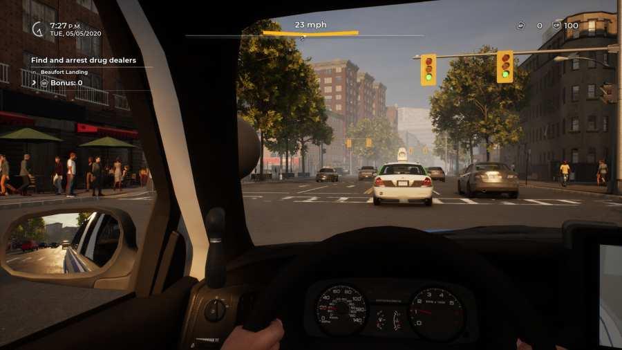 警察模拟器:巡警游戏