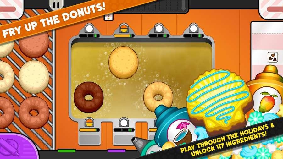老爹甜甜圈店截图3