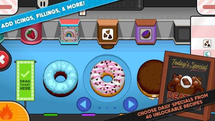 老爹甜甜圈店截图4