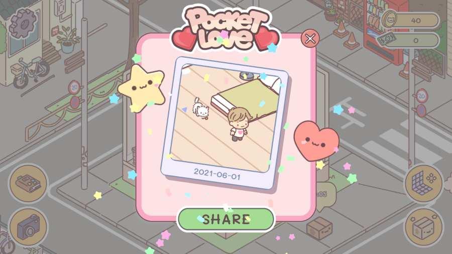 Pocket Love 测试版截图0