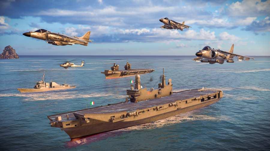 现代战舰截图4