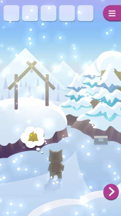 动物与雪之岛截图1