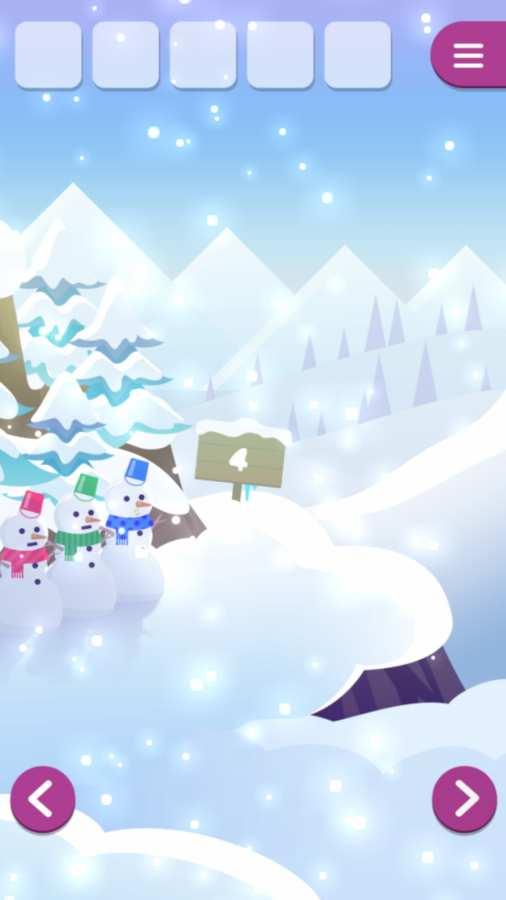 动物与雪之岛截图4