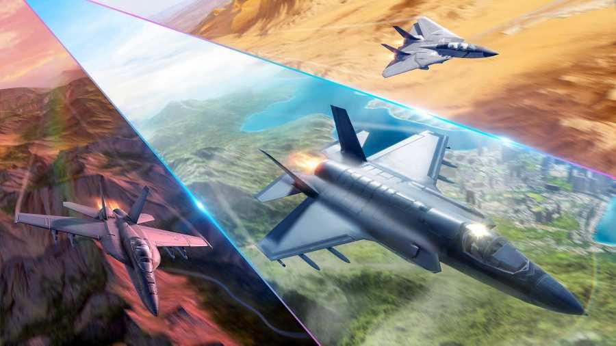 空战截图1