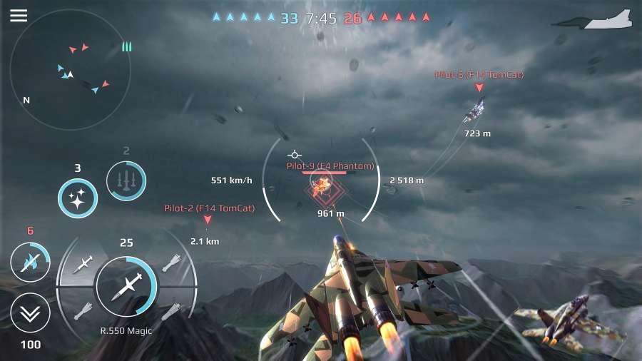 空战截图3
