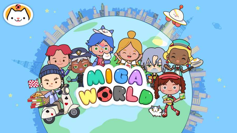 米加小镇:世界截图0