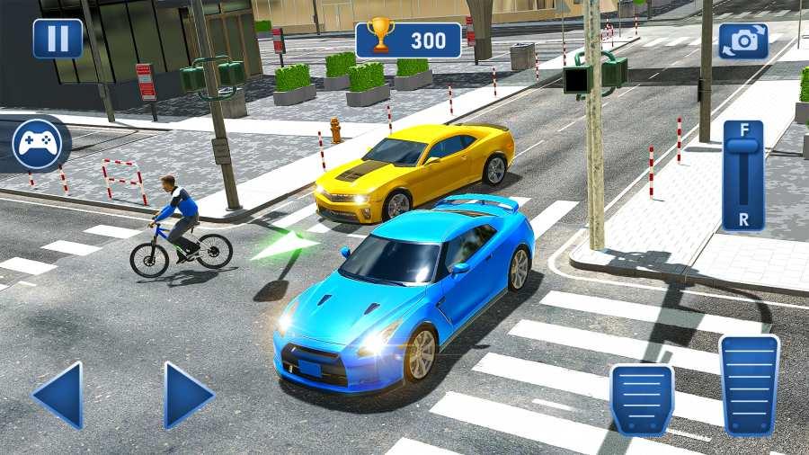 汽车驾驶学校模拟器2021截图4