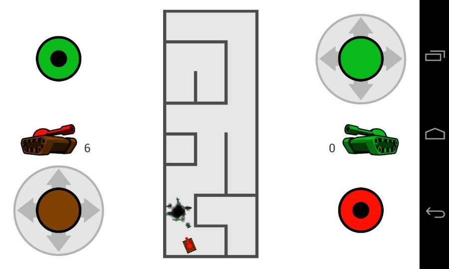 坦克动荡截图2