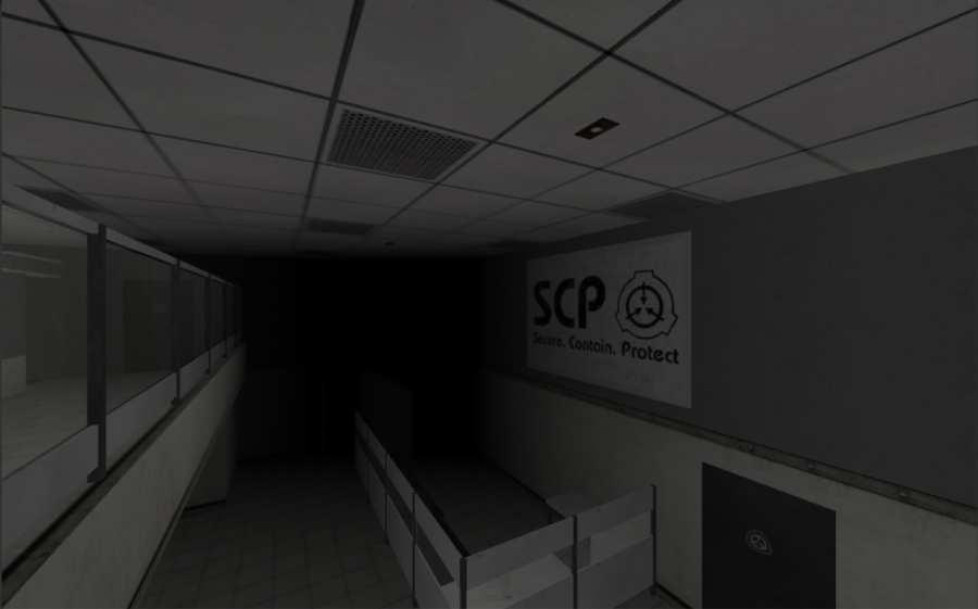 SCP秘密实验室截图4