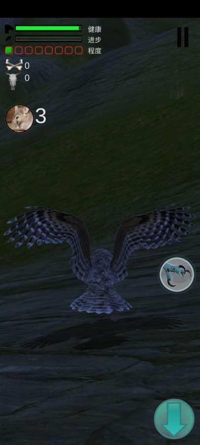 猫头鹰狩猎之旅截图0