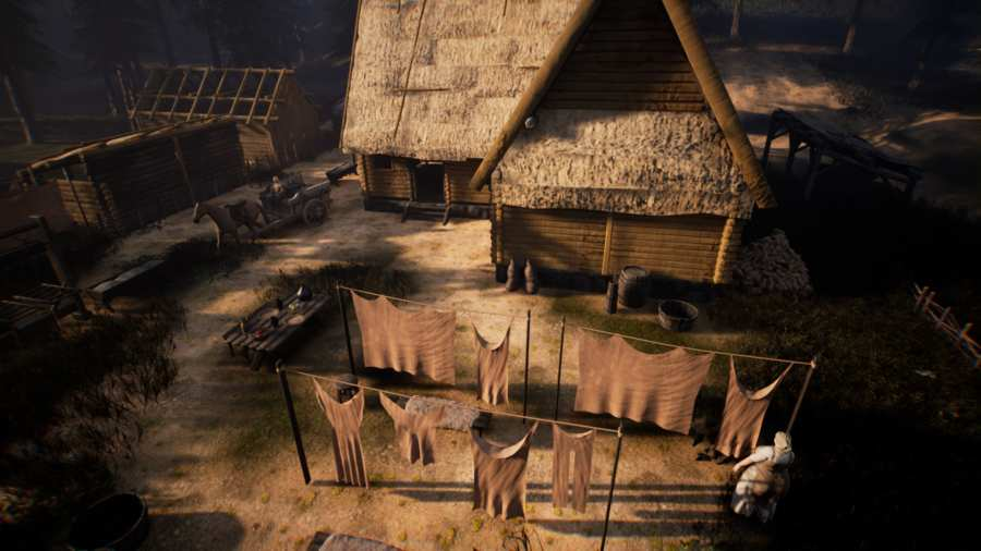 中世纪农场模拟器截图1