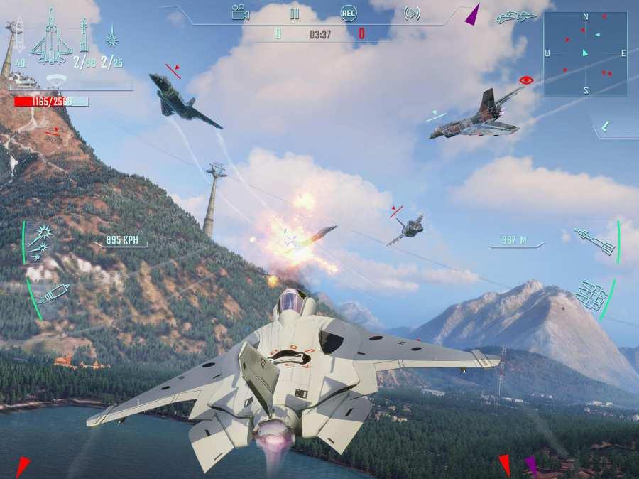 搏击长空:无限战机截图0