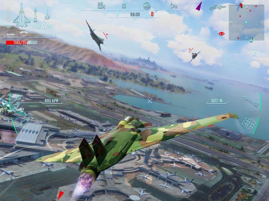 搏击长空:无限战机截图2