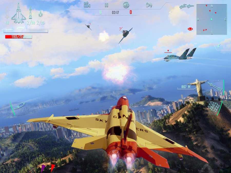 搏击长空:无限战机截图3