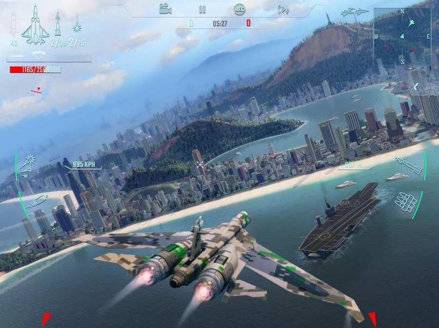 搏击长空:无限战机截图4