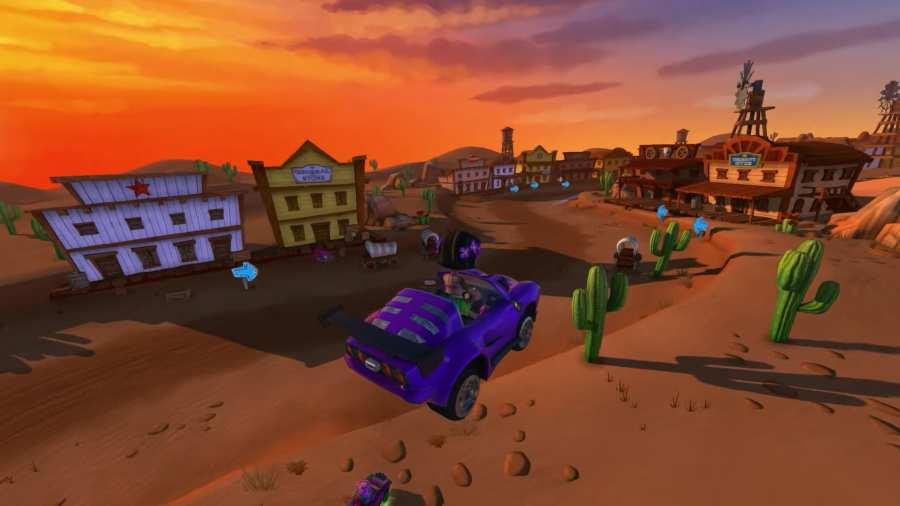 沙滩赛车2:岛屿冒险 截图1