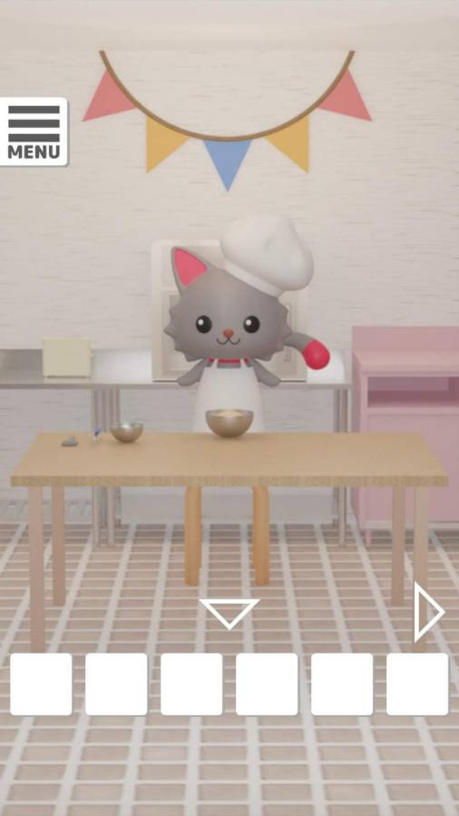 逃脱游戏:蛋糕店截图6