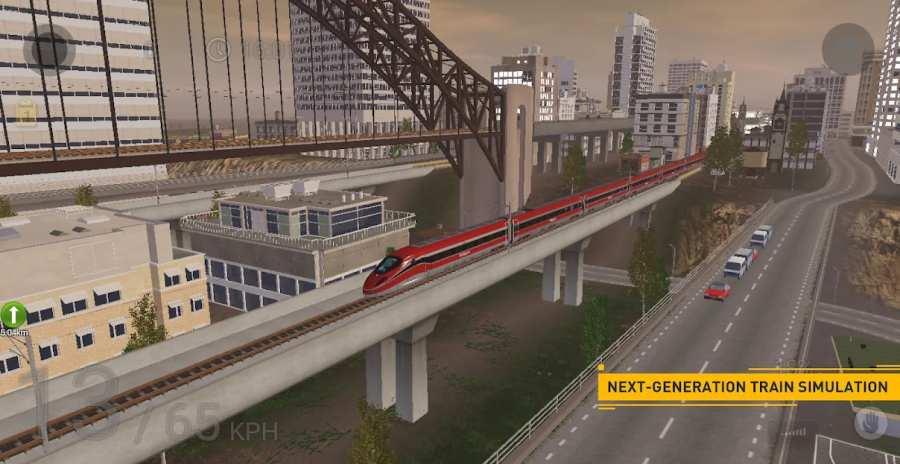 模拟火车3