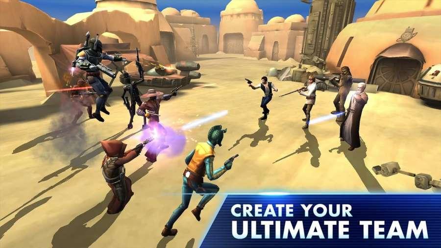 星球大战:银河英雄截图0