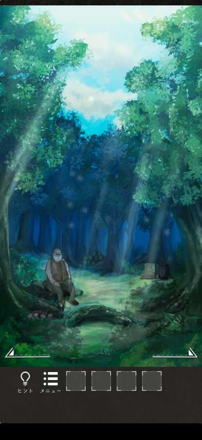 逃离神秘的森林截图2