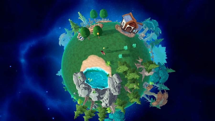 小王子的星球:口袋星球