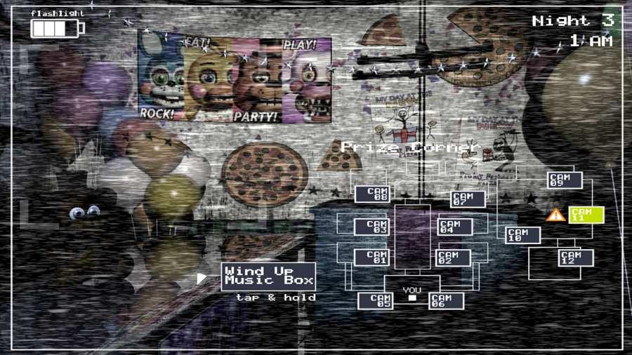 玩具熊的五夜后宫2截图4