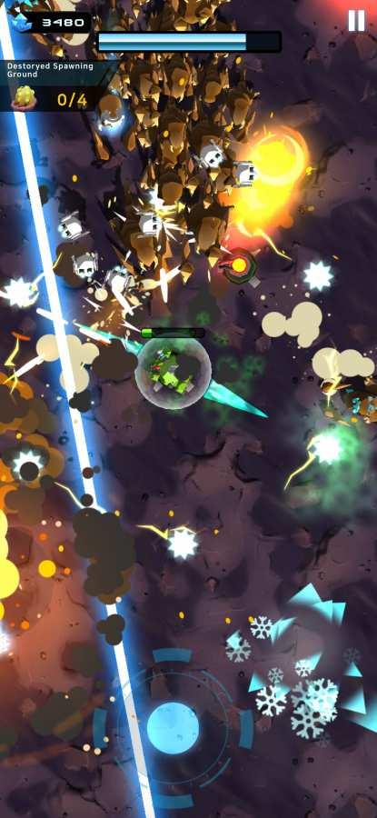 超级坦克爆炸: 异形攻击