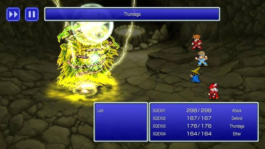 最终幻想 复刻版截图0