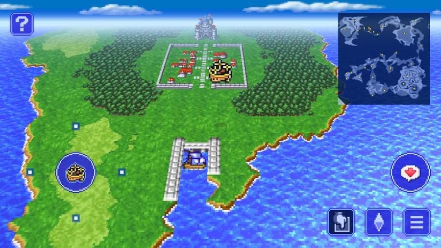 最终幻想 复刻版截图1