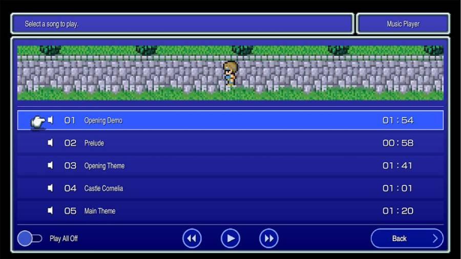 最终幻想 复刻版截图3