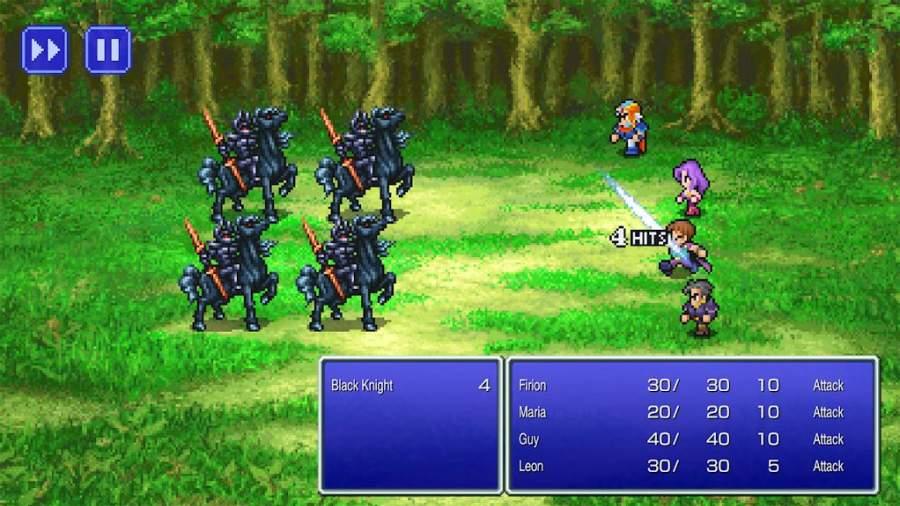 最终幻想II 复刻版截图0