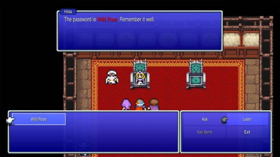 最终幻想II 复刻版截图3