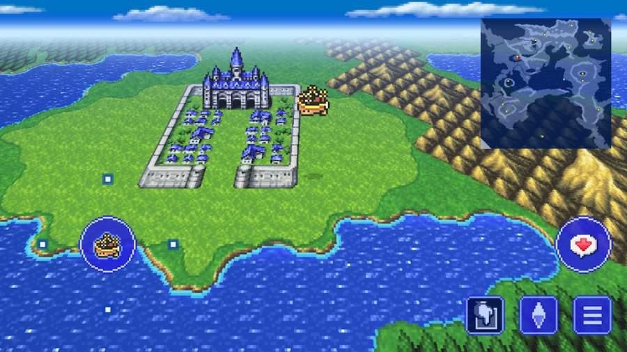 最终幻想II 复刻版截图4