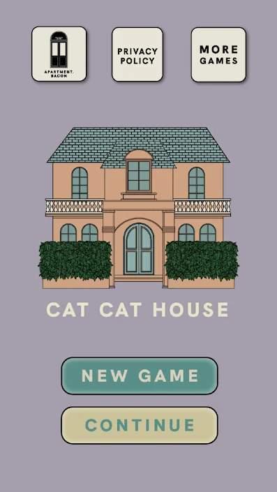 逃脱猫咪屋